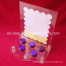 Desktop Acrylic Display Stand / Exhibition for Cosmetic